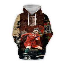 Tessffel Cristiano Ronaldo Athletes Tracksuit 3DfullPrint Hoodie/Sweatshirt/Jacket/shirts Mens Womens hiphop fit casual style-5