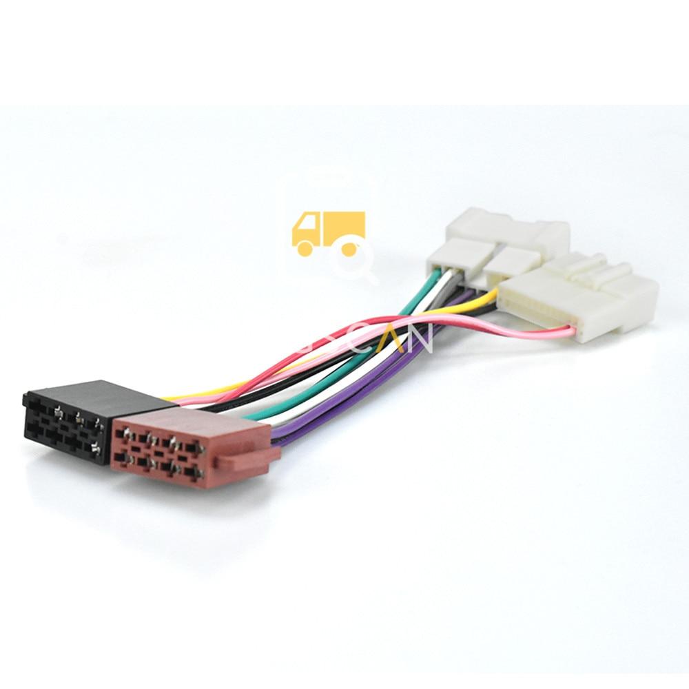 CARAV 12-043 connector ISO OEM radio adaptador RENAULT DACIA 2011+