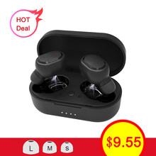 M1 Bluetooth Earphone PK Redmi Airdots Wireless Earbuds 5.0 TWS Earphone Noise Cancelling mic Headsets for iPhone Xiaomi Huawei(China)