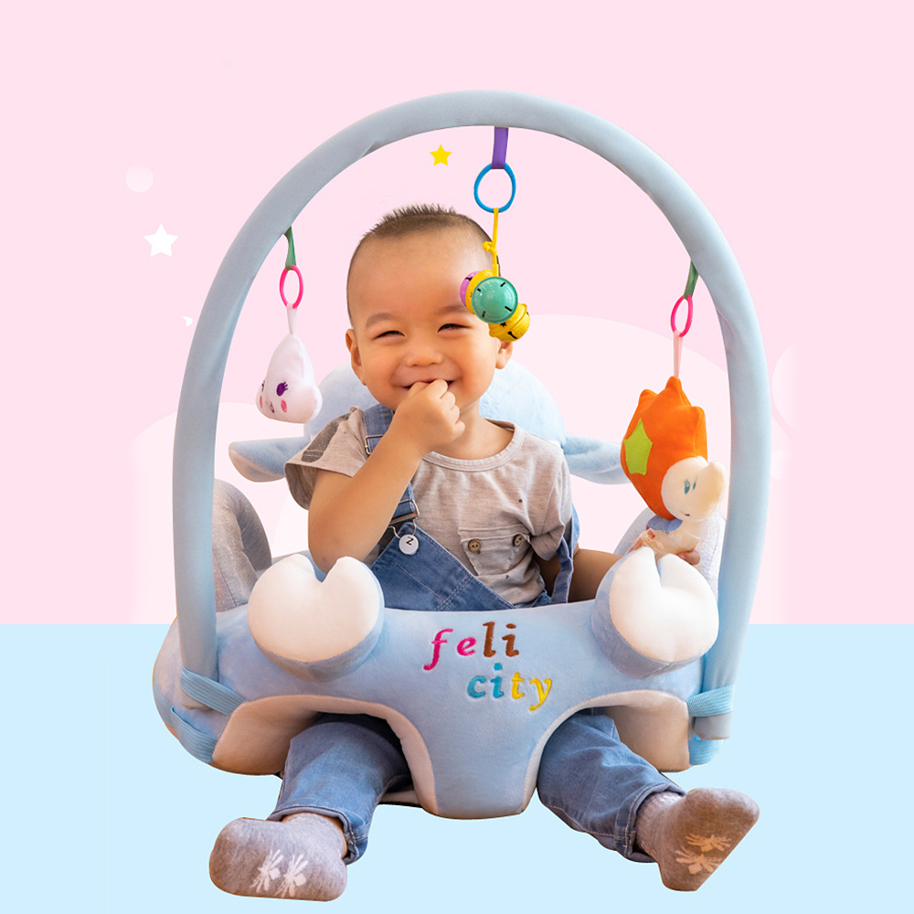 Baby Sofa Infant Support Seat Learning Sitting For Pillow Chair