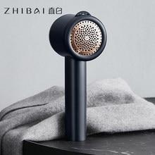 Zhibai elétrica removedor de fiapos aparador universal usb roupas fuzz pellet 5-velocidade ajuste t carga tecido barbeador remove