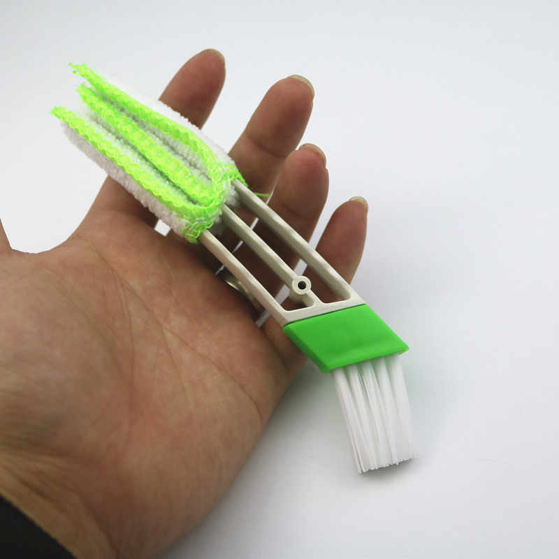 Cepillo de Doble Lado de limpieza de coches para Daewoo Espero Nexia Matiz Lanos accesorios de diseño de coches