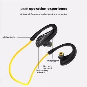 Bluetooth-гарнитура Awei, Hi-Fi, свободные руки, стерео, спортивные, мини наушники для бега