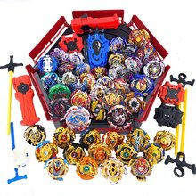 Hot set Beyblade Arena Spinning Top Metal Fight Bey blade Metal Bayblade Stadium Children Gifts Classic Toy For Child(China)