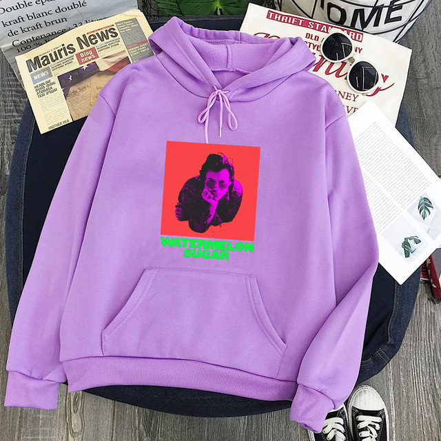 WATERMELON SUGAR HARRY STYLES HOODIE (O VARIAN)