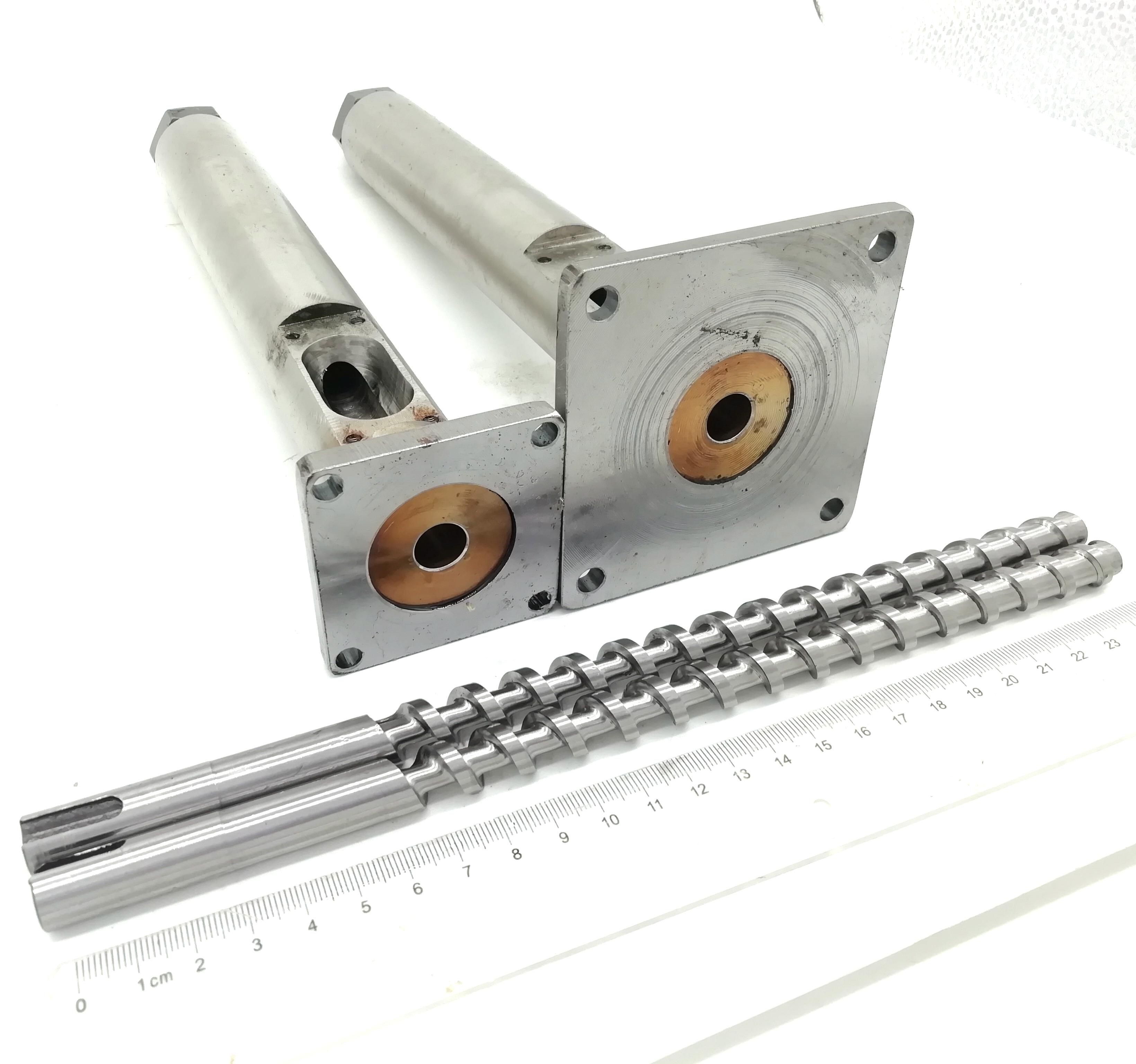 As Dia Set Nozzle Sold Band Barrel 35 With Extruder A Screw Heater 12mm 220V 5mm 75 And 1 40 3PCS 2