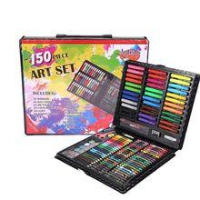 Marker-Pen Painting-Pencil-Set Paint-Brush Drawing Water-Colored Kids 150pcs
