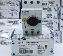 Eaton moeller PKZM0-0.63 PKZM0-0,63 disjuntor 0.4-0.63a-novo