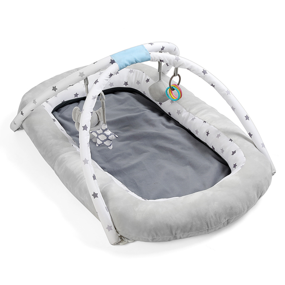 Uterine Bionic Newborn Bed Baby Isolation Protection Portable Bed Polyester Travel Multi-function Baby Bed For Baby Good Sleep