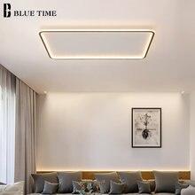 Ультратонкая круглая квадратная искусственная лампа для гостиной