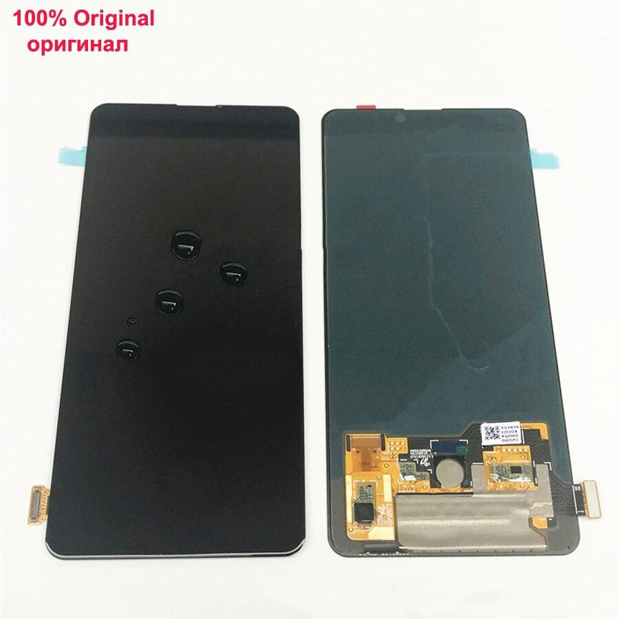 100% Original 6.39 ''amoled LCD pour xiaomi mi 9 T/redmi K20/k20 pro lcd écran tactile numériseur assemblée redpair pièces