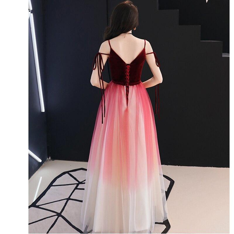 Robe De soirée Sexy robe De bal longue robe De soirée - 6