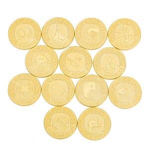 Image 3 - Серебряные английские свадебные серьги, монеты с подарочной коробкой, филиппинские серьги, Свадебный комплект монет, свадебная церемония, свадебные украшения для невесты