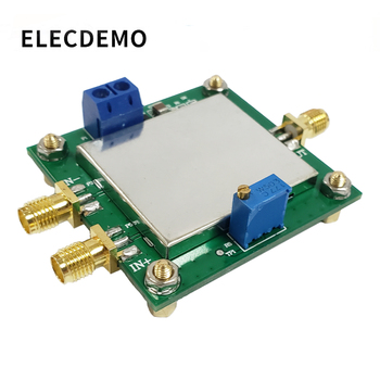 TLV3501 Ultra-high Speed Voltage Comparator Module Compares Sinusoidal to Square Waves from Rail to Rail from aztec to high tech