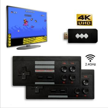 DishyKooker Retro Game Console HDMI HD Classic Video Games USB Handheld Game Controller