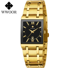 Часы наручные wwoor женские кварцевые простые модные брендовые