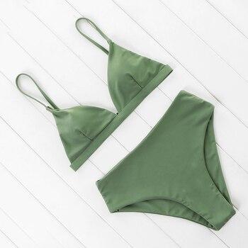 Sexy Brazilian Push Up Bikini Swimwear Women Micro Swimsuit B3933 1