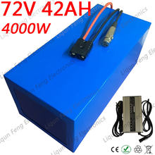 72V 1000W 2000W 3000W Electric Scooter Battery 72V Battery Pack 72V 40AH Electric Bicycle Battery 72V 40AH Lithium ion Battery(China)