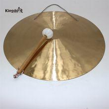 Kingdo дешевый профессиональный китайский ветряной Гонг ручной