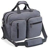 Large Size Handheld Traveling Bag Customizable Wear Resistant Storage Canvas Laptop Backpack Multi functional Luggage Bag