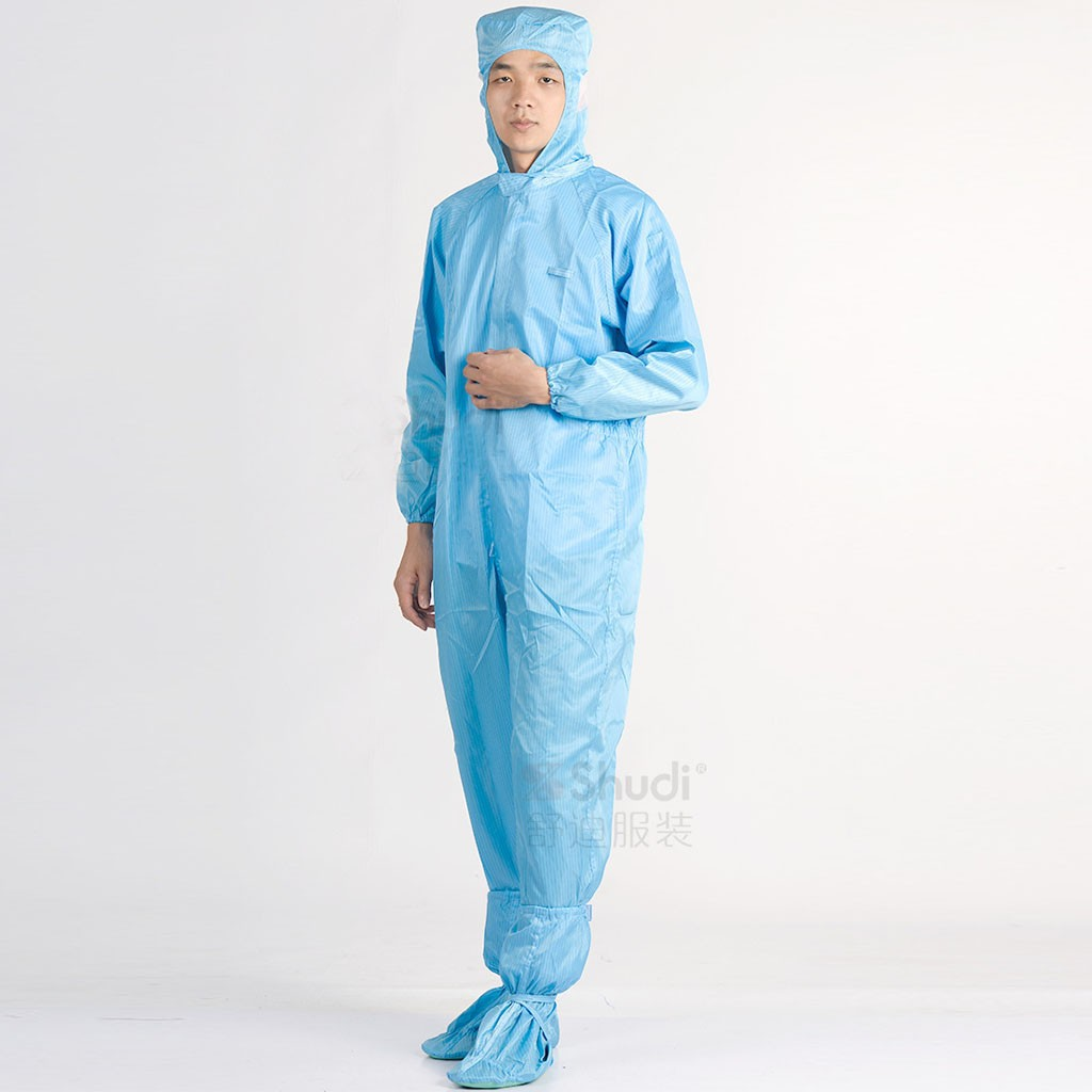 Non Porous and Anti Static Medical Protective Clothes as Isolation Suit for Nurse and Doctors 3