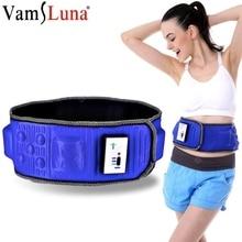 Electric Slimming Belt Vibration Massage Weight Lose Magnet Belt Burning Fat Lose Shake Waist Trainer for Men & Women