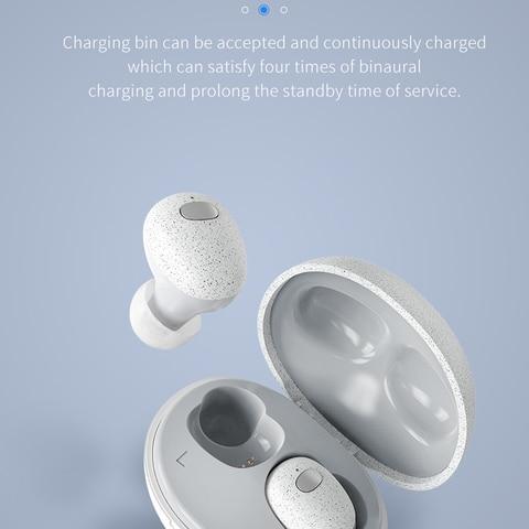 T2 TWS True Wireless Earphones Earbuds Mini Bluetooth 5.0 Sport Headsets IPX5 FA Karachi