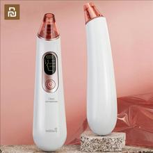 Youpin Wellskins Electric Blackhead Cleaner Deep Pore Cleanser Acne Pimple Removal Vacuum Suction Facial SPA Facial Care Tools