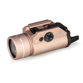 TLR-1 Tactical Flashlight with Strobe Light LED HS15-0132 1