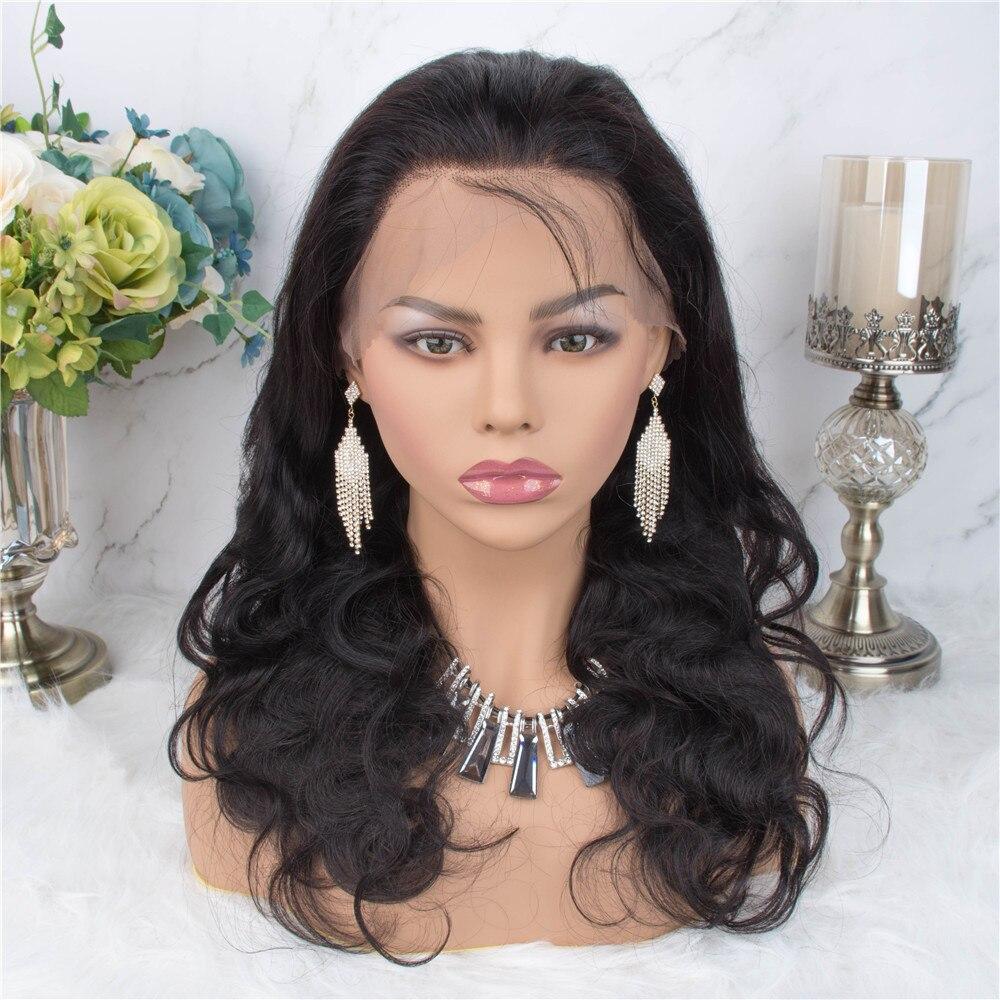 H9cc5d688952d48c6b72ed8a7b341320cp Body Wave Lace Frontal Wig Human Hair Wigs 13×4 Lace Frontal Human Hair Wigs For Black Women Pre Plucked Non Remy Hair