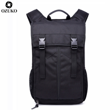 Waterproof Travel Men Backpacks Casual Student School Bags 2019 New 15.6 Inch Multifunctional  Laptop Computer Bags Male Mochila