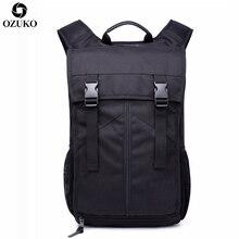 Waterproof Travel Men Backpacks Casual Student School Bags 2019 New 15.6 Inch Multifunctional  Laptop Computer Bags Male Mochila