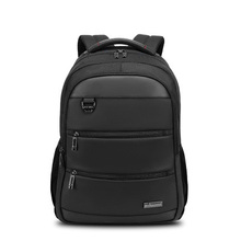 17 inch Business Casual Laptop Backpack Large Capacity Waterproof Teenager Laptop Bag Male Travel Shoulder Bag стоимость