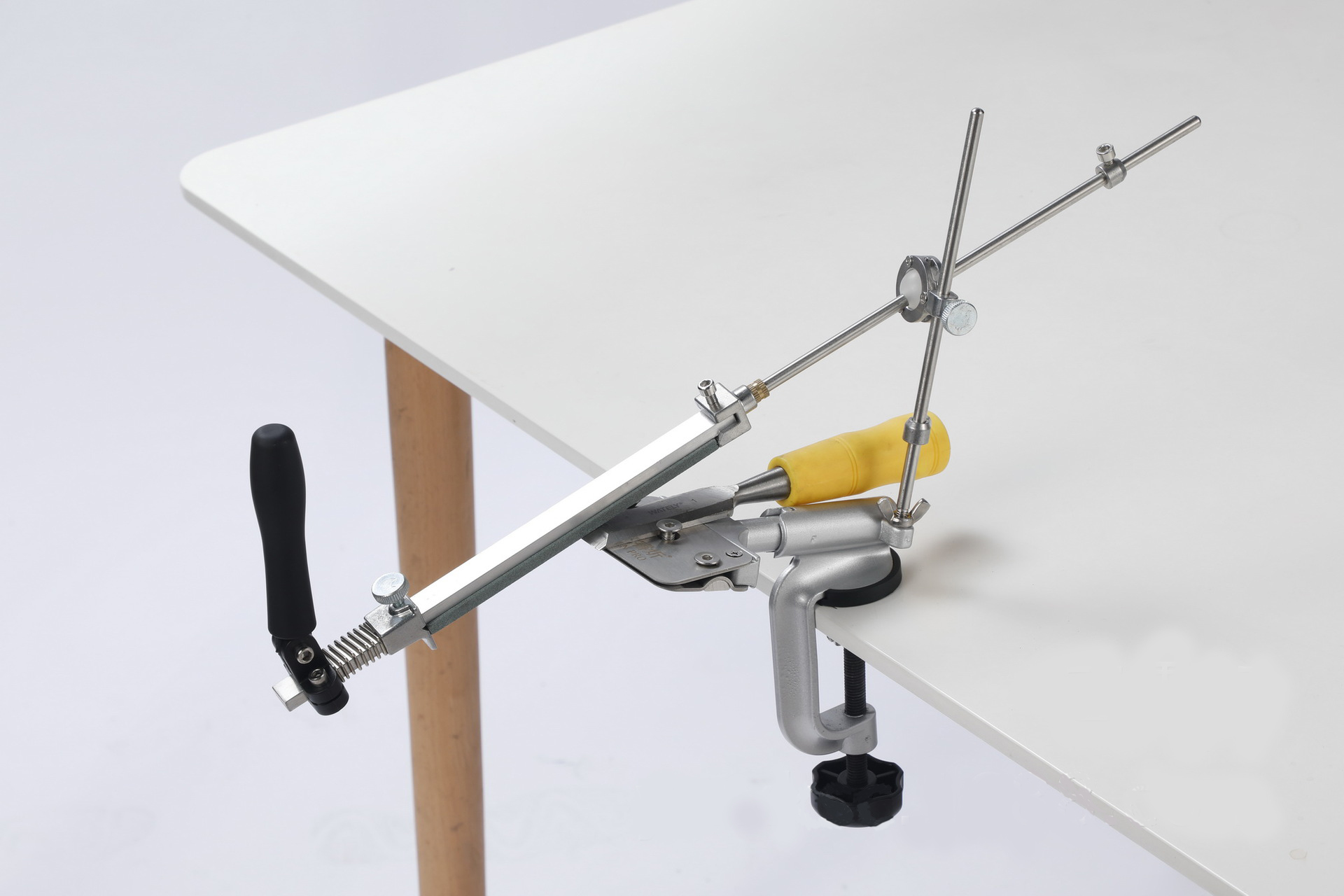 Todos os novos ruixin pro sistema de lâmina de diamante pedra de amolar afiar afiador de facas de pedra de afiar 3000 grit professional