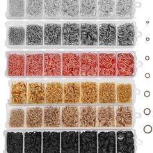 Набор для изготовления ювелирных изделий ожерелье цепочка серьги