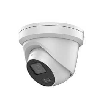 Hikvision EasyIP 4.0 ColorVu Original IP Camera DS-2CD2347G1-LU 4MP Network Bullet POE IP Camera H.265 CCTV Camera SD Card Slot