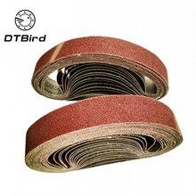 533*30 коричневый глинозем-нефритовое кольцо ремень 60-1000 шлифовальный круг для шлифования и полировки, полный стиль для углового шлифовального станка