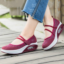 Spring Women Vulcanized Shoes Platform F