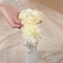 TRiXY S260 Элегантные Цветы Свадебные Пояса Ручной Работы Свадебные Пояса Пояса Пояса Душа Ребенка Цветок