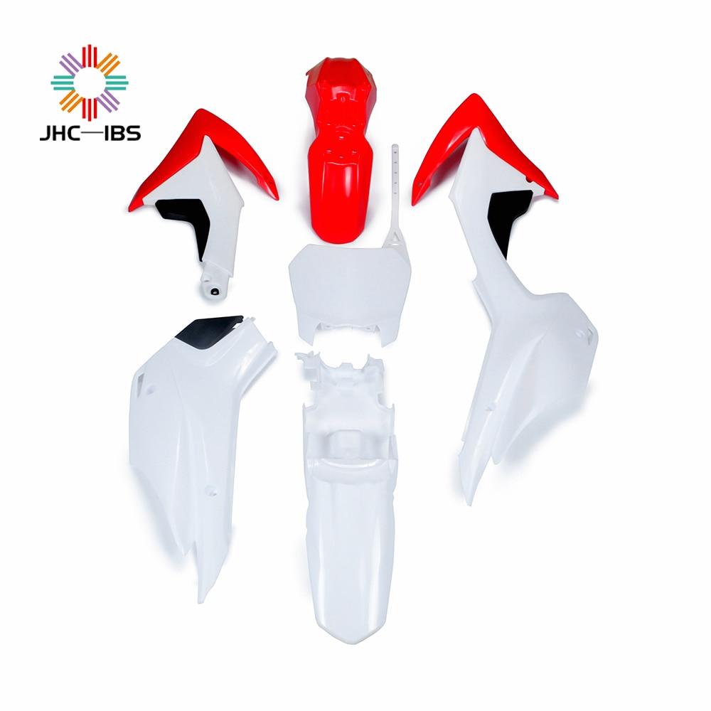 Motorcycle Plastic Body PARTS Fairing Cover Kits For Honda CRF110 CRF 110 2013 2014 2015 BOSUER PH11 Offroad Dirt Pit Bike