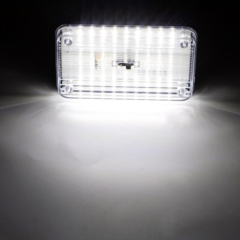 12 В 36 светодиодный автомобильный куполообразная крыша, потолочный ствол, автомобильная лампа высокого качества, лампа для салона автомобиля, ночник для стайлинга автомобиля|Декоративная лампа|   | АлиЭкспресс
