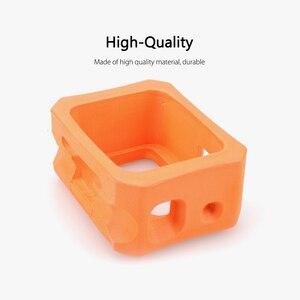 Image 4 - Vamson funda protectora para GoPro, funda flotante naranja para GoPro Hero 7 6 5 negro 7 plateado blanco, funda impermeable, accesorio para cámara