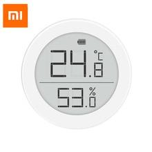 Xiaomi Mijia Qingping Bluetooth 5.0 Temperature Smart Humidity Sensor LCD Digital Screen Hidden Stand Thermometer For MiHome APP