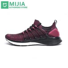 حذاء شاومي Mi Mijia 3 أصلي موديل 100% حذاء 3th رياضي للركض للرجال خارجي جديد موديل عام 2.0 مخزون مريح ومانع للانزلاق