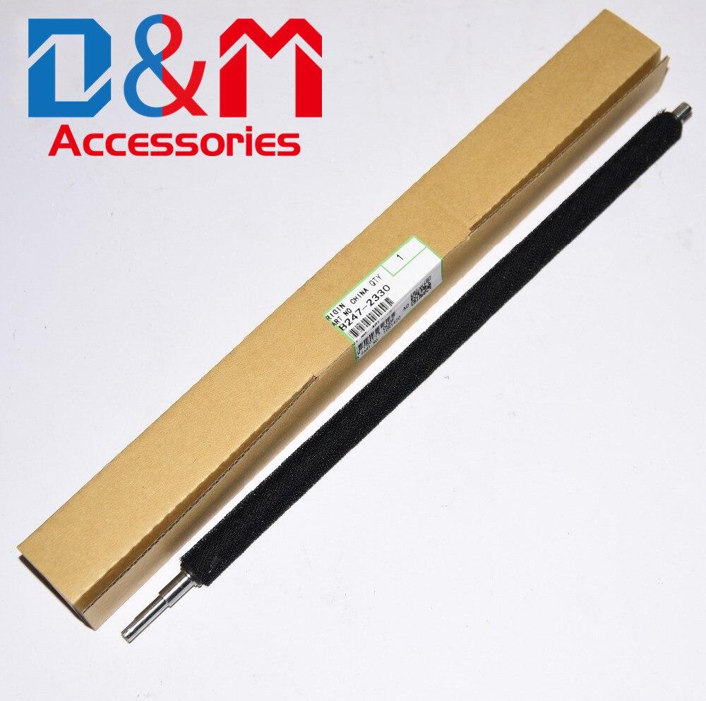 2x Drum Cleaning Brush Roller B247 2330 A096 9523 for Ricoh AF1075 AF1060 AF2060 AF2075 MP5500