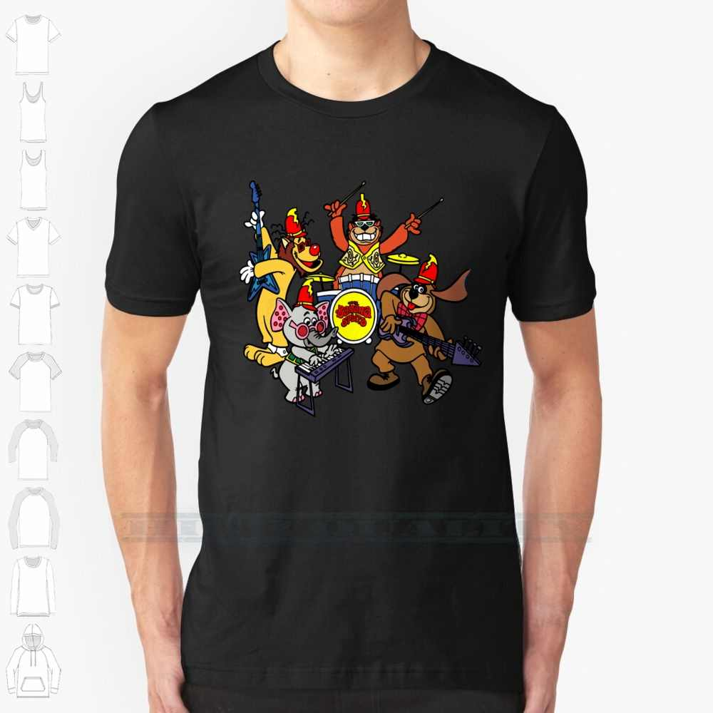 The Banana Splits Custom Design Print For Men Women Cotton New Cool Tee T shirt Big Size 6xl Classic Cartoon Show