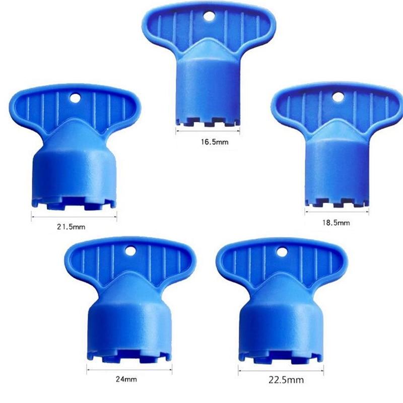 5 шт. пластиковый кран аэратор инструмент для ремонта гаечный ключ для аэратора сантехника кран надувной фильтр вкладыш инструмент