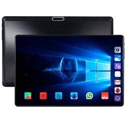 2019, 128 ГБ, 7000 мА/ч, Android 9,0, 2.5D, стеклянный экран, планшетные ПК, 10,1 дюймов, 3G, телефон, планшетный ПК, 8, четыре ядра, ram, 6 ГБ, планшеты для детей, FM, gps
