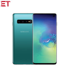 "Samsung Galaxy S10 G973U AT&T Version téléphone Mobile 8GB RAM 128GB ROM 6.1 ""1440x3040p snapdragon 855 Octa Core NFC 16MP Android 9.0(China)"