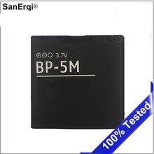 BP-5M для Nokia 6220 аккумулятор классический 6500 6110 слайд 8600 замена сотового телефона Luna Navigator 7390 5610 5700 6500S